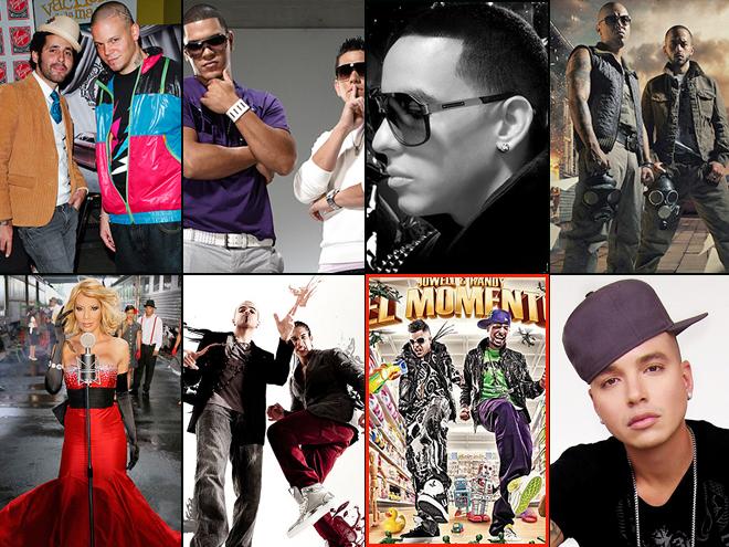 Premios People en Español 2010: Música: Mejor Cantante/Grupo Urbano