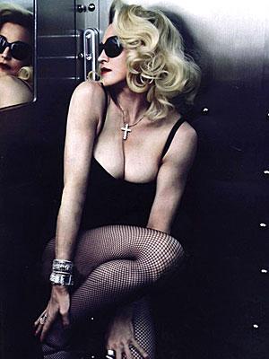 Madonna, ModaBlog