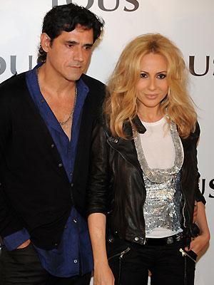 Marta Sánchez y Jesús Cabanas
