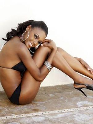 Miss Honduras, Kenia Martínez