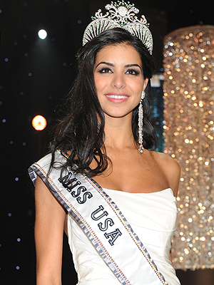 Rima Fakih, Miss USA 2010