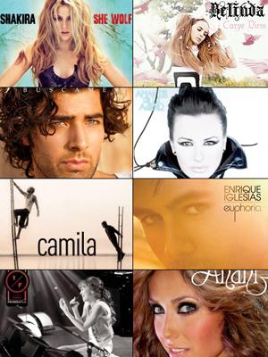 Premios People En Espanol 2010 Musica