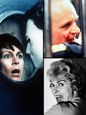Top 25 Películas de terror