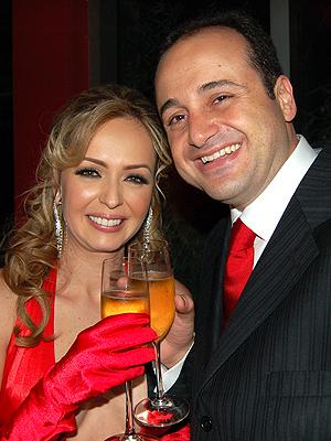 Daniela Spanic & Ademar Nahum