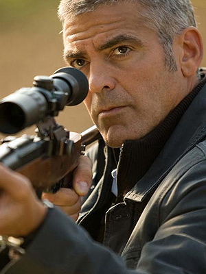George Clooney, The American