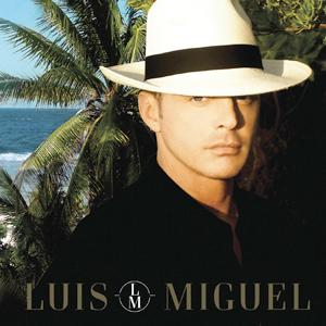 Portada del nuevo disco de Luis Miguel
