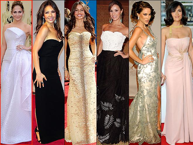 Premios People Mejor vestidas, Jennifer Lopez, Salma Hayek, Catherine Siachoque, Jackie Bracamontes, Sofia Vergara, Thalia