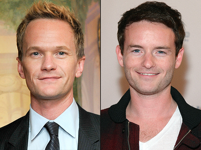 CHRISTOPHER MASTERSON Y NEIL PATRICK HARRIS