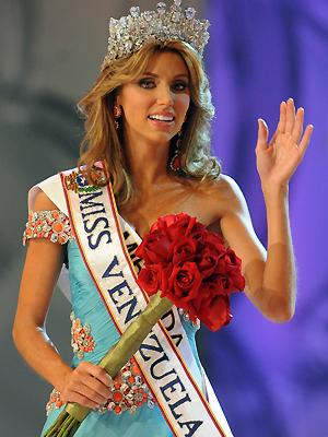 Miss venezuela, Vanessa Goncalves