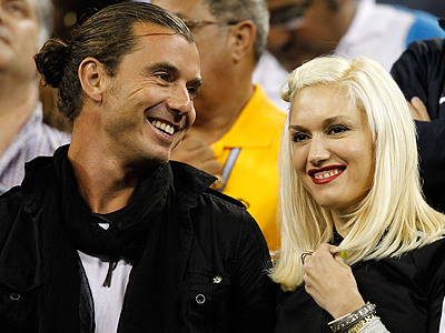 Gavin Rossdale y Gwen Stefani