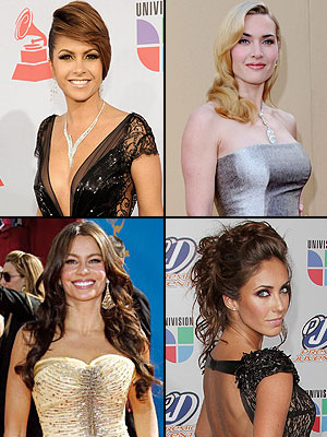 Mejores peinados 2010
