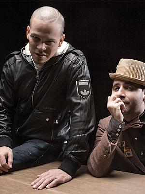 Calle 13, René Pérez Joglar, Eduardo Cabra