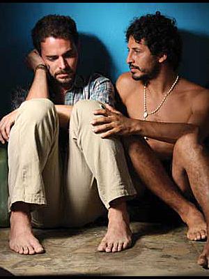 Manolo Cardona y Cristian Mercado en Contracorriente