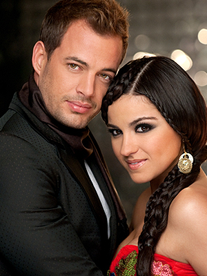 Maite Perroni y William Levy en Triunfo del amor