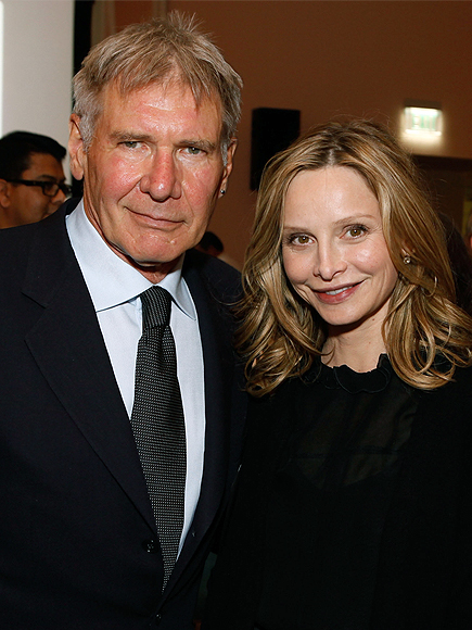 Harrison Ford, Calista Flockhart, Parejas disparejas