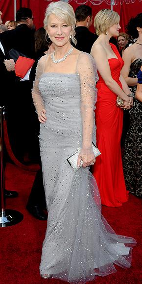 Helen Mirren, Mejor peinados 2010