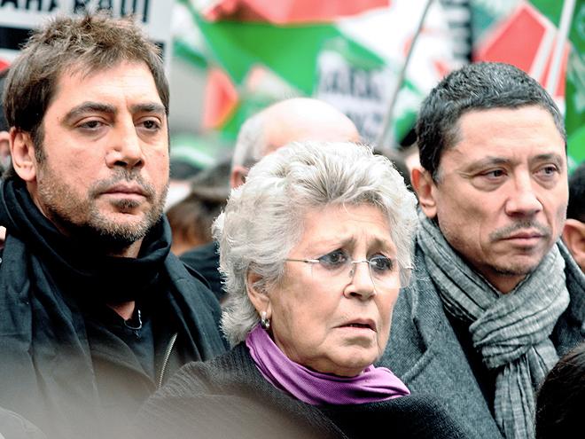 Javier Bardem, Pilar Bardem, Carlos Bardem