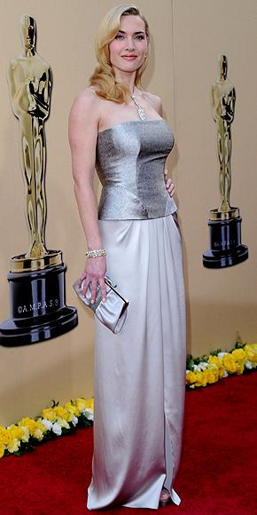 Kate Winslet, Mejores peinados 2010