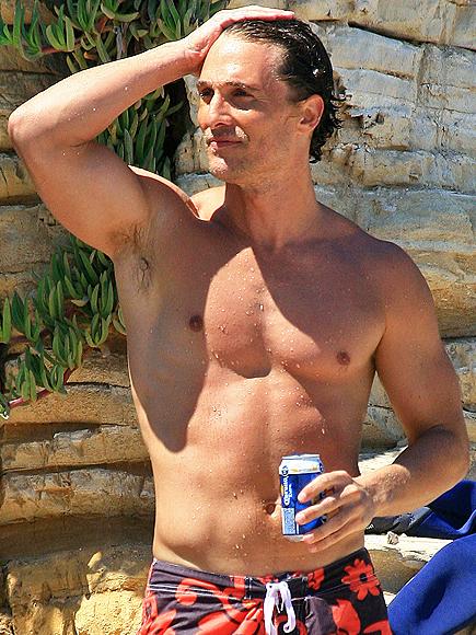 Matthew McConaughey, De quién es este pecho?