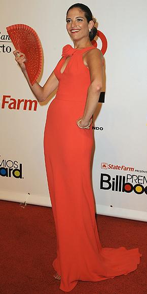 Natalia Jimenez, Latin Billboard 2010