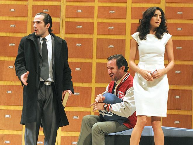 Poncho Herrera, Plutarco Haza, Paola Núñéz, Rainman