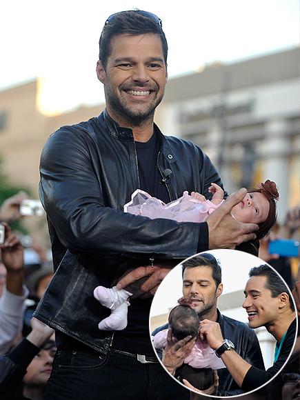 Ricky Martin, Mario López