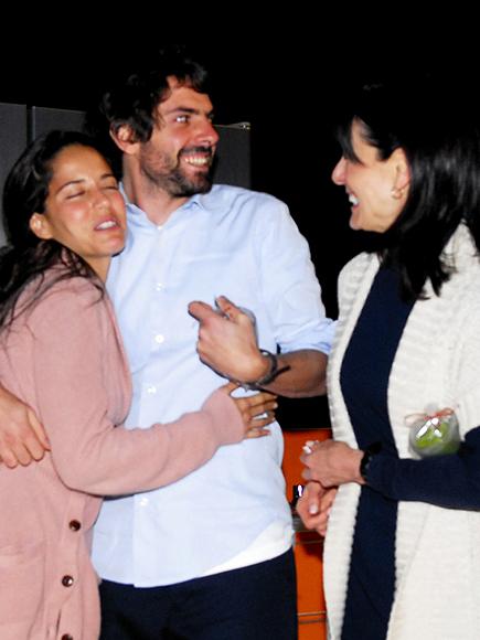 Ana Claudia Talancon, Jose Maria de Tavira, Nuria Bages