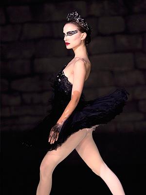 Natalie Portman en Black Swan