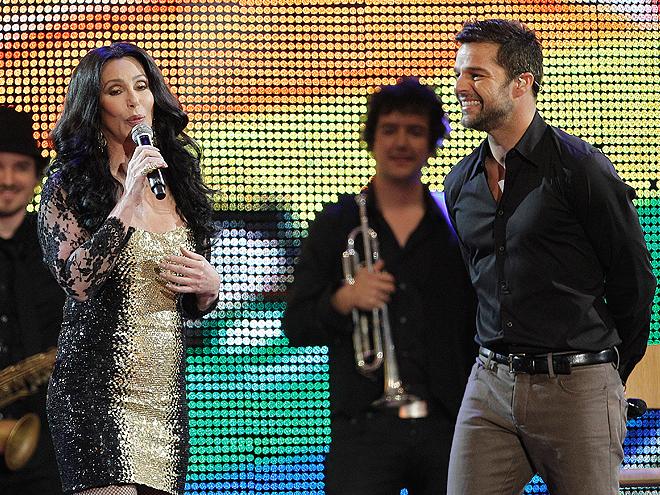 Cher, Ricky Martin