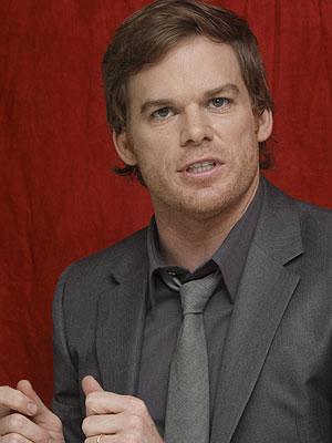 "Michael C. Hall, ""Dexter"","