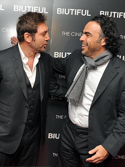 Javier Bardem, Alejandro González Iñárritu