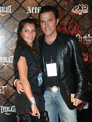 Sara Maldonado y Billy Rovzar