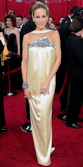 Sarah Jessica Parker, Peor vestidos 2010