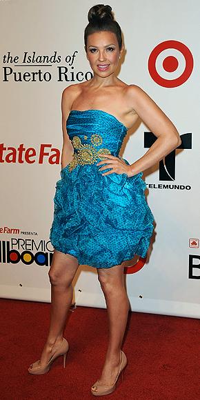 Thalía, Latin Billboard 2010