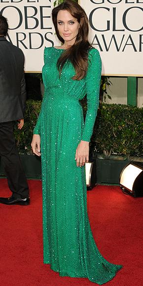 Angelina Jolie, Verde
