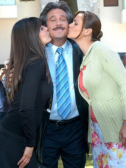 Arath de la Torre, Mayrín Villanueva, Luz Elena González
