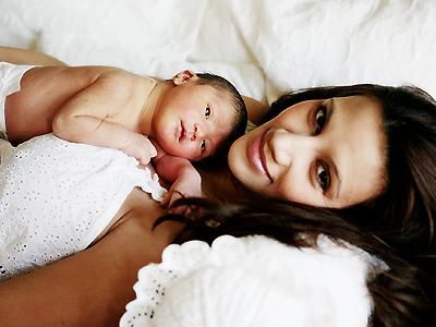 Argelia Atilano y su hija Anabelle