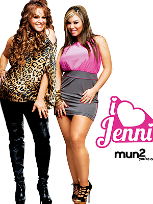 Promocional de I Love Jenni