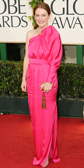 Julianne Moore, Golden Globes 2011