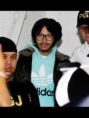 Kalimba ingresa a la cárcel de Chetumal