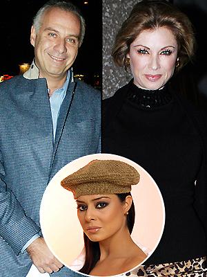 Juan Collado, Leticia Calderón y Yadira Carrillo