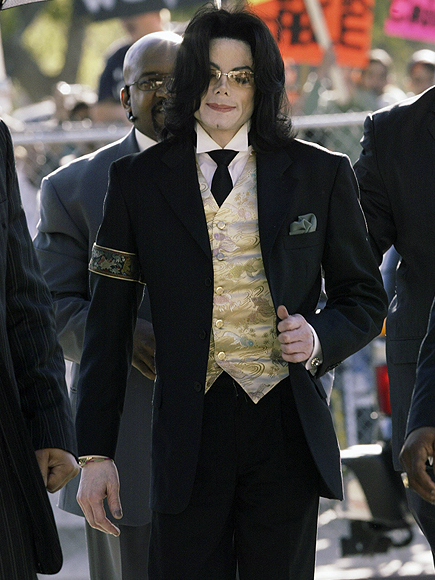 Michael Jackson, Surogate Parents