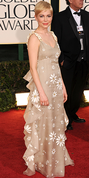Michelle Williams, Golden Globes 2011