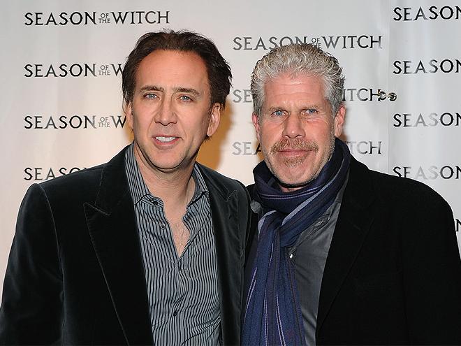 Nicolas Cage, Ron Perlman