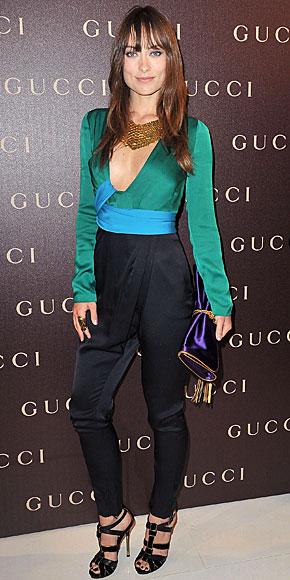 OLIVIA WILDE, Dressy jumpsuits