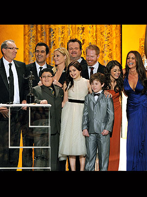 Modern Family, Show, SAG Awards 2011