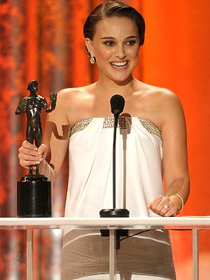Natalie Portman, SAG Awards 2011