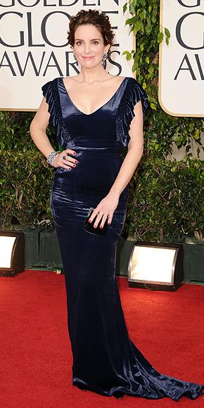 Tina Fey, Golden Globes 2011