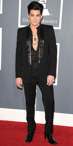Adam Lambert, GRAMMY 2011