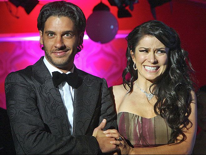 Alessandra Rosaldo, Erick Elías